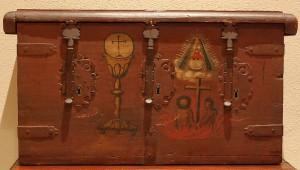 Arca de las 3 llaves