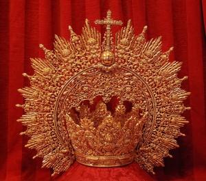 Corona de Salida